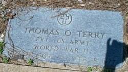 Thomas Oliver Terry