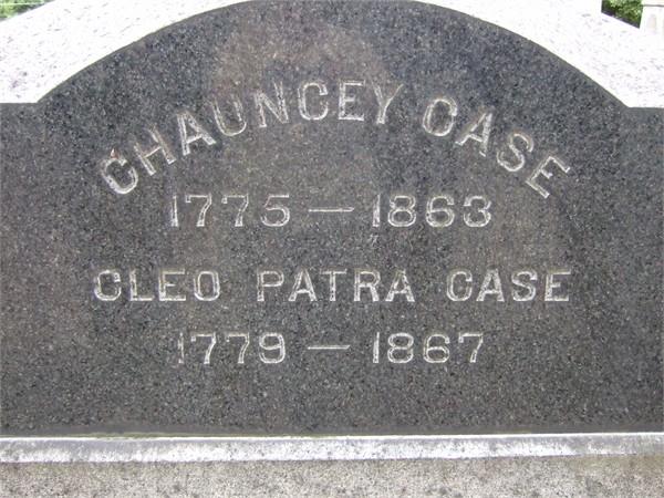 Chauncey Case