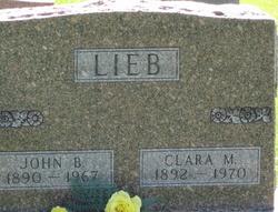 John B Lieb
