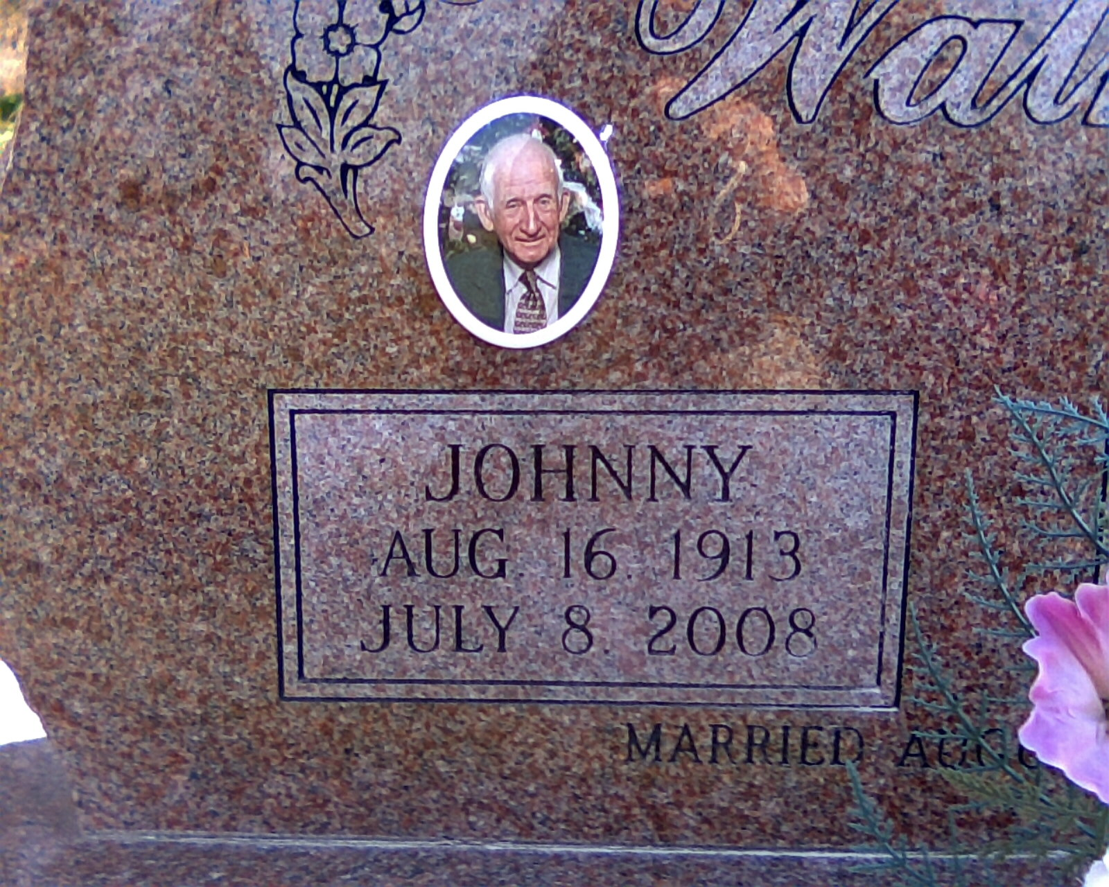 Johnny Waynefield Walker