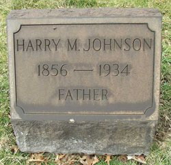 Harry Marker Johnson