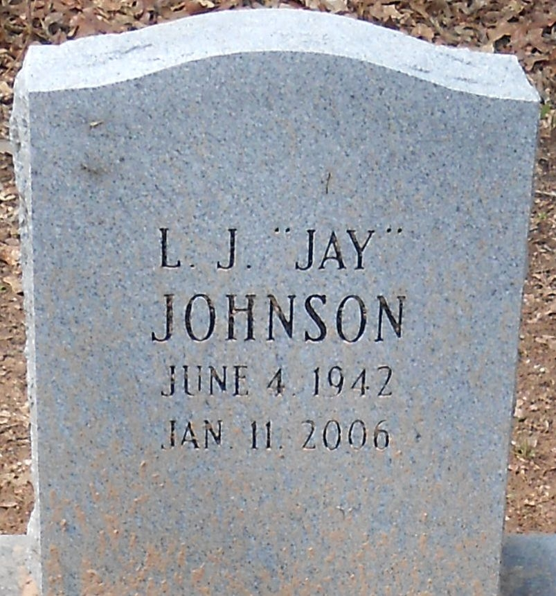 L. J.  'Jay' Johnson