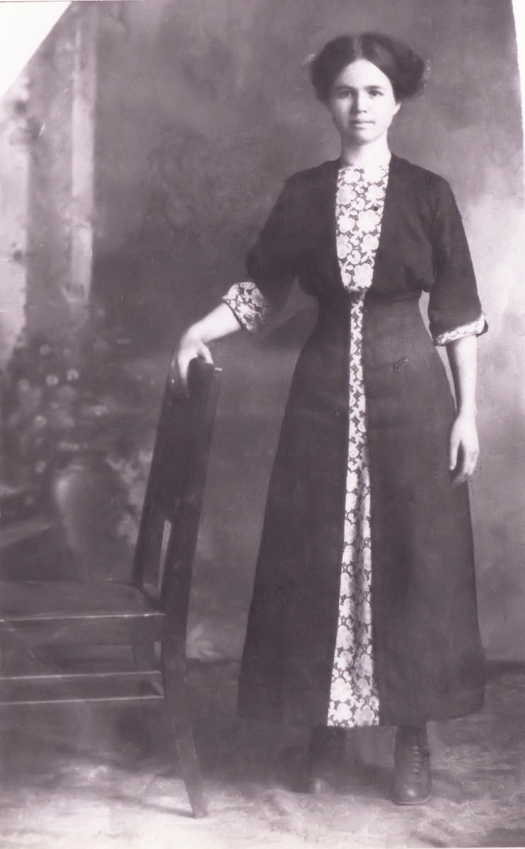 """Julia Madeline """"Judy"""" Williams"""
