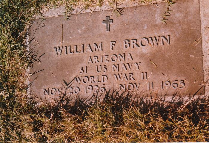 "William Franklin ""Frank"" Brown"