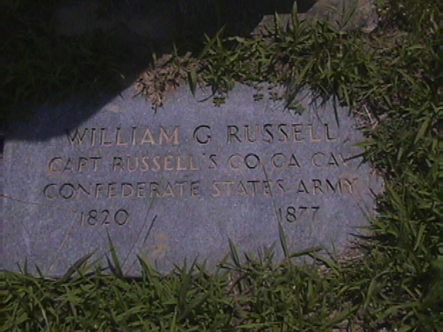 William Greeneberry Russell