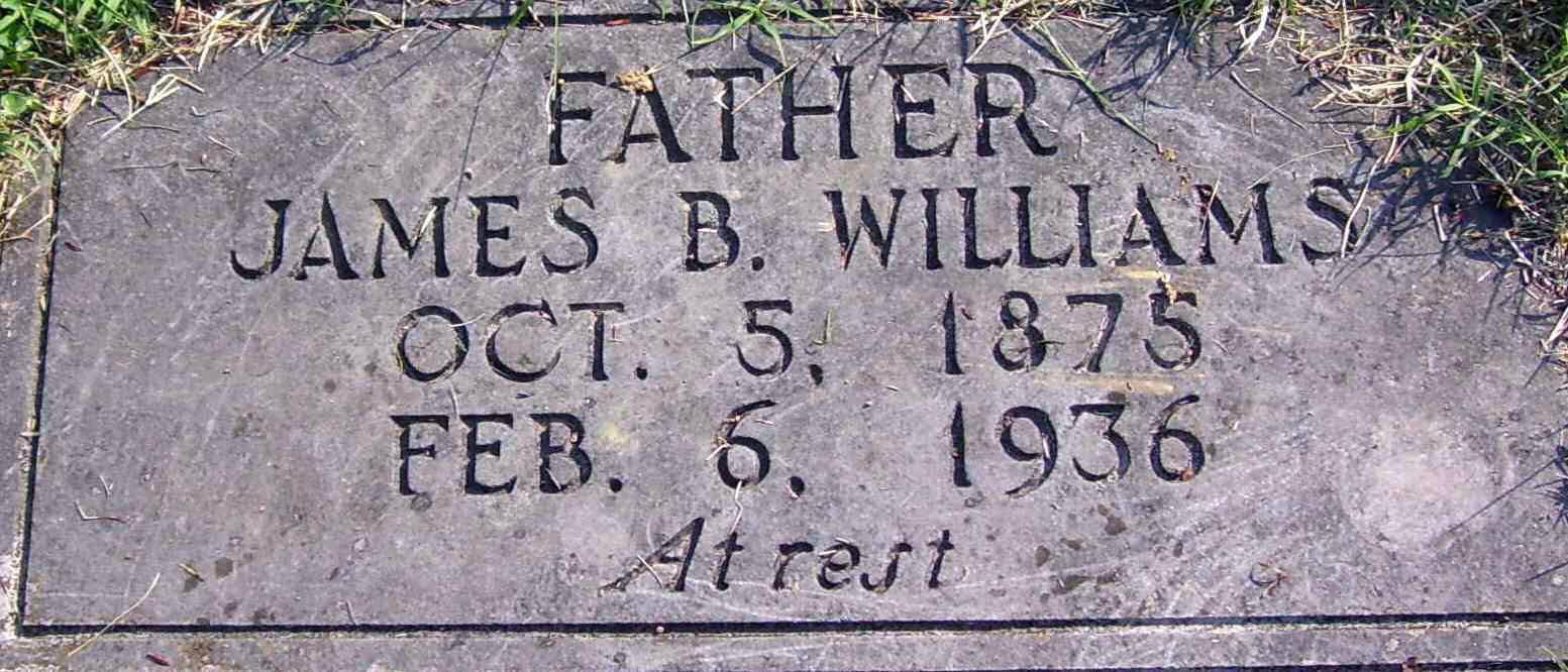 James B Williams
