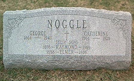 George M Noggle