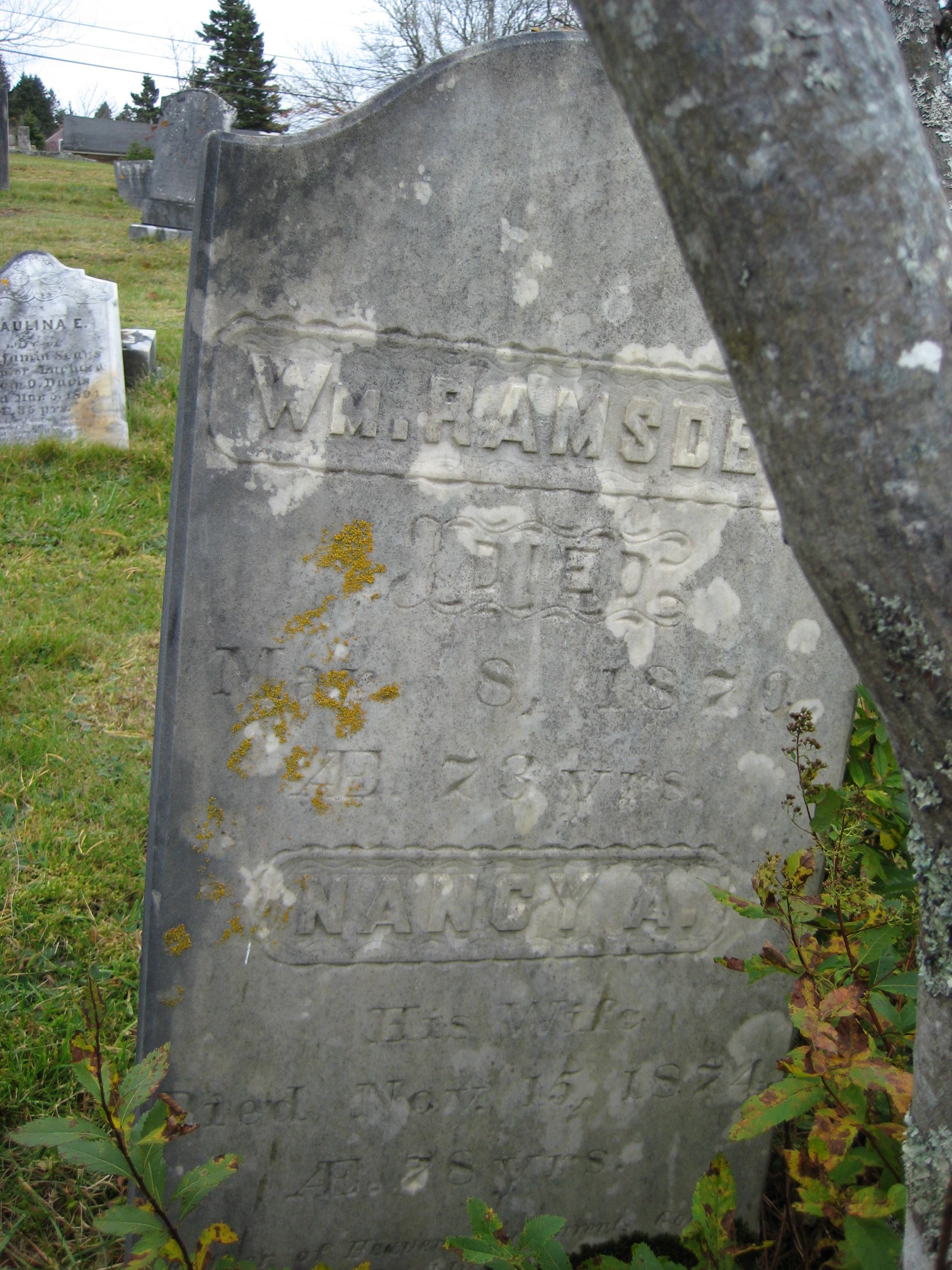 Mary Ann 'Nancy' Lyon