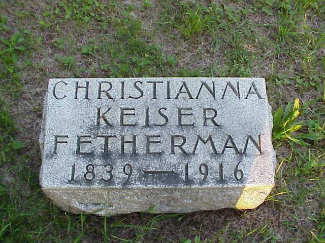 Christiana Keiser