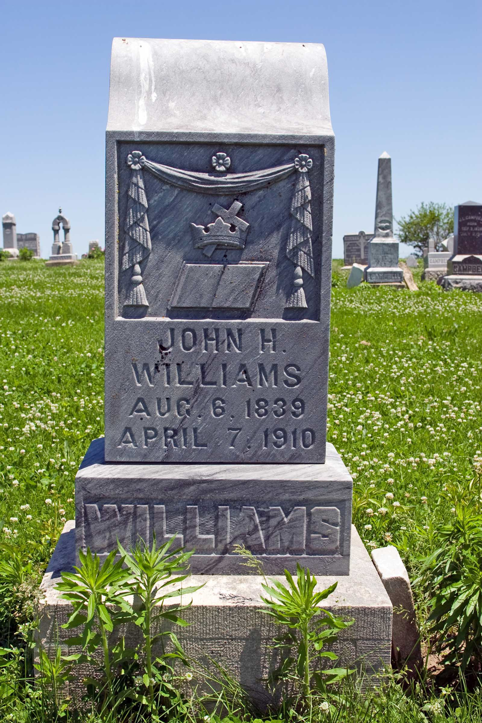 John Henry Williams