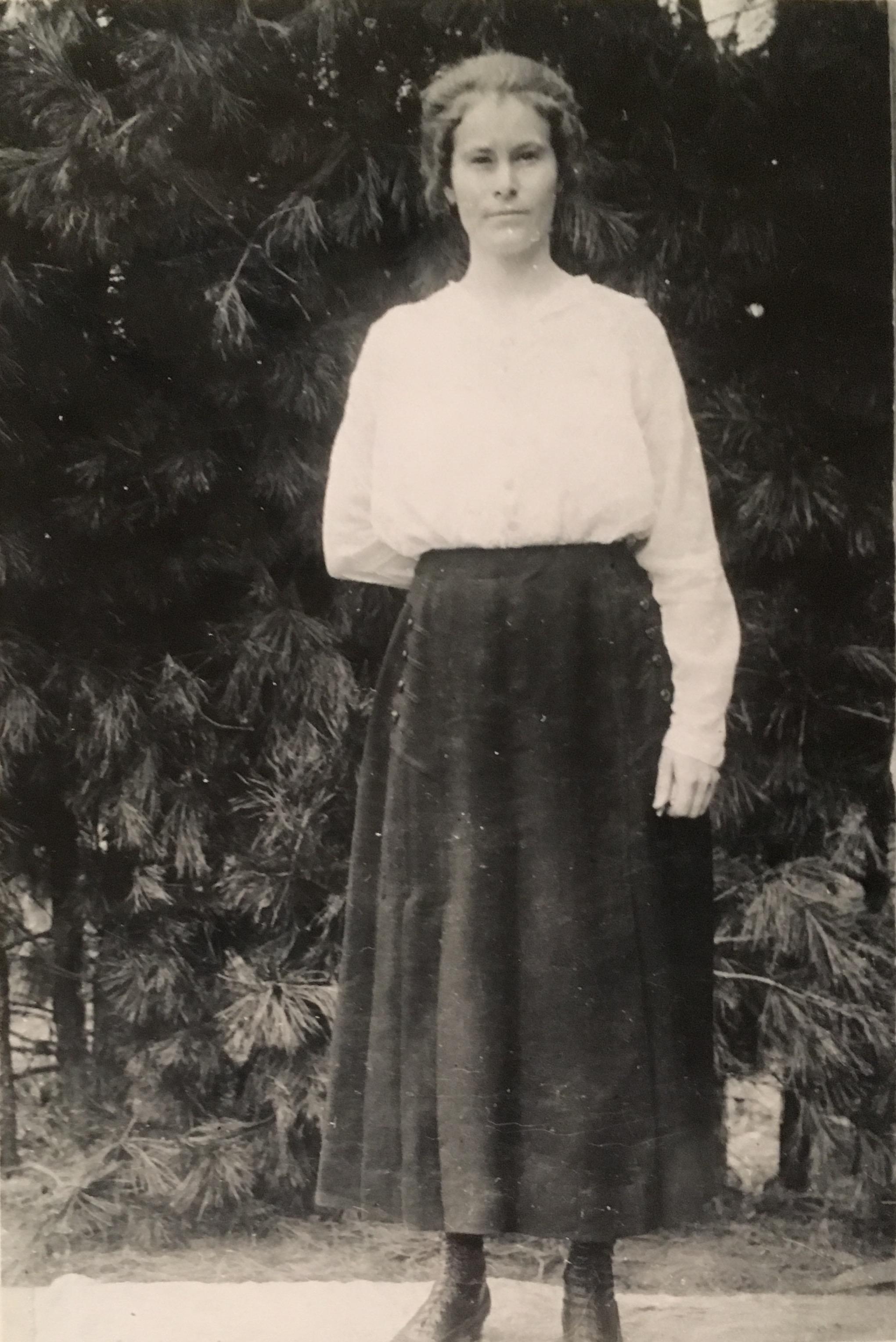 Sallie Aurelia Chastain