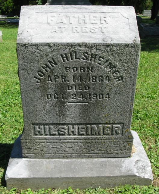 * John Hilsheimer