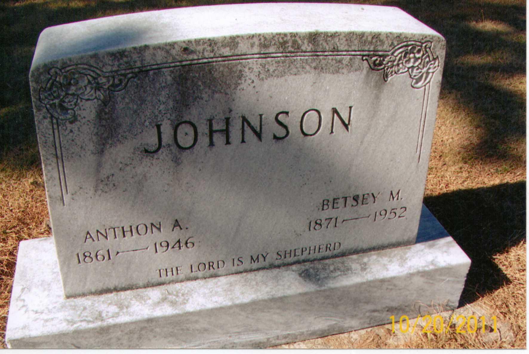 Anton A Johnson