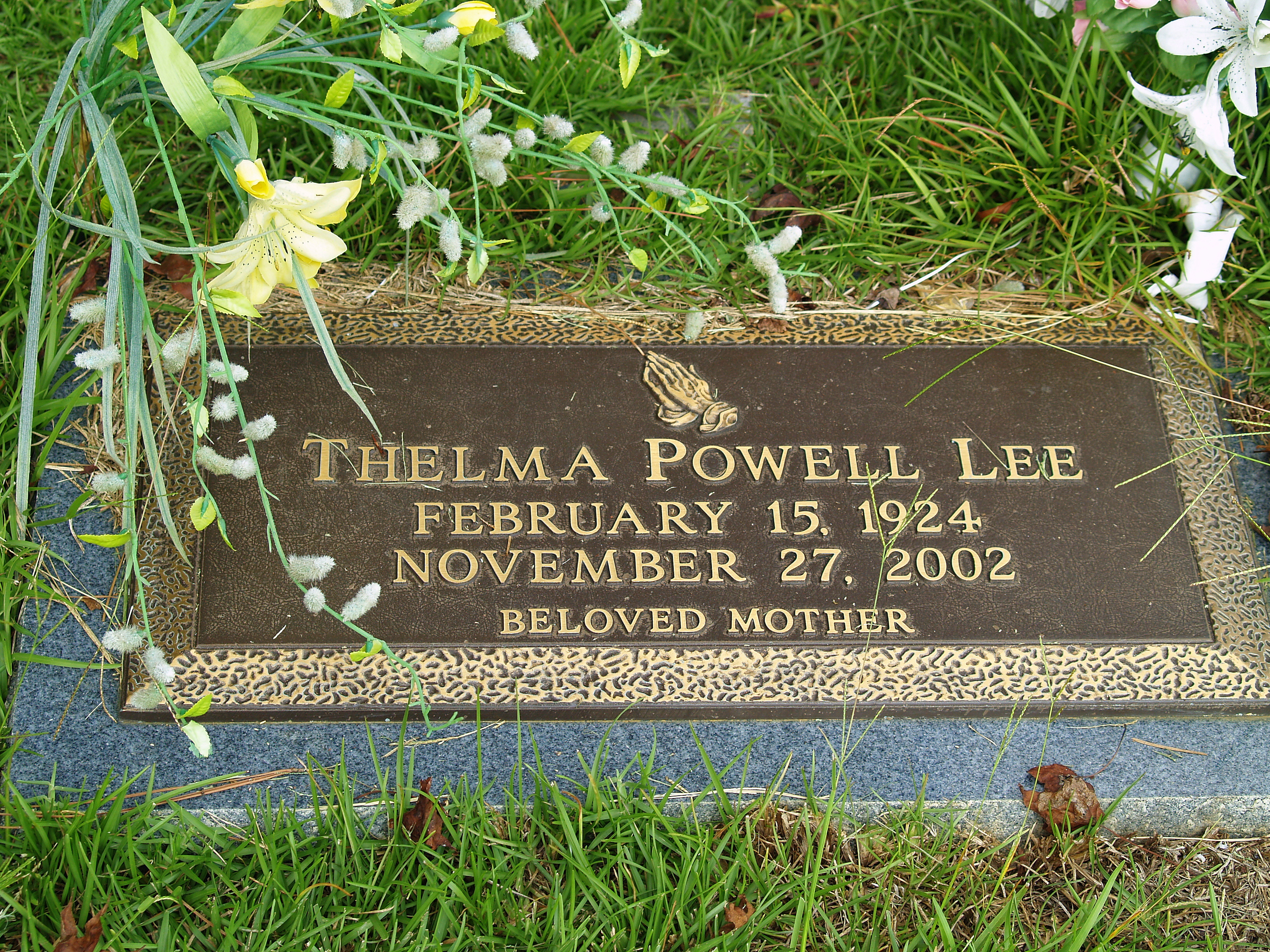 Thelma Lee Powell
