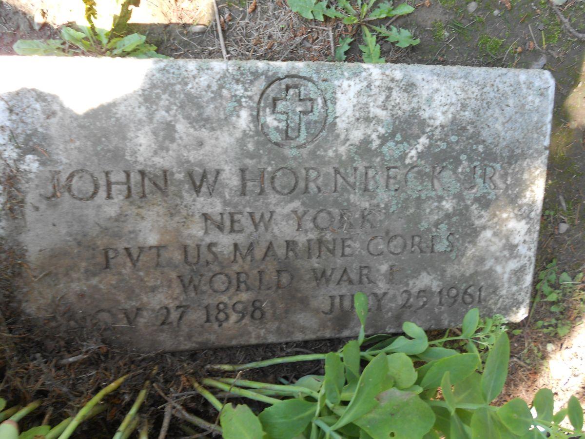 John William Hornbeck