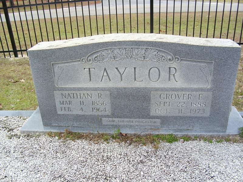 Nathan Rance Taylor