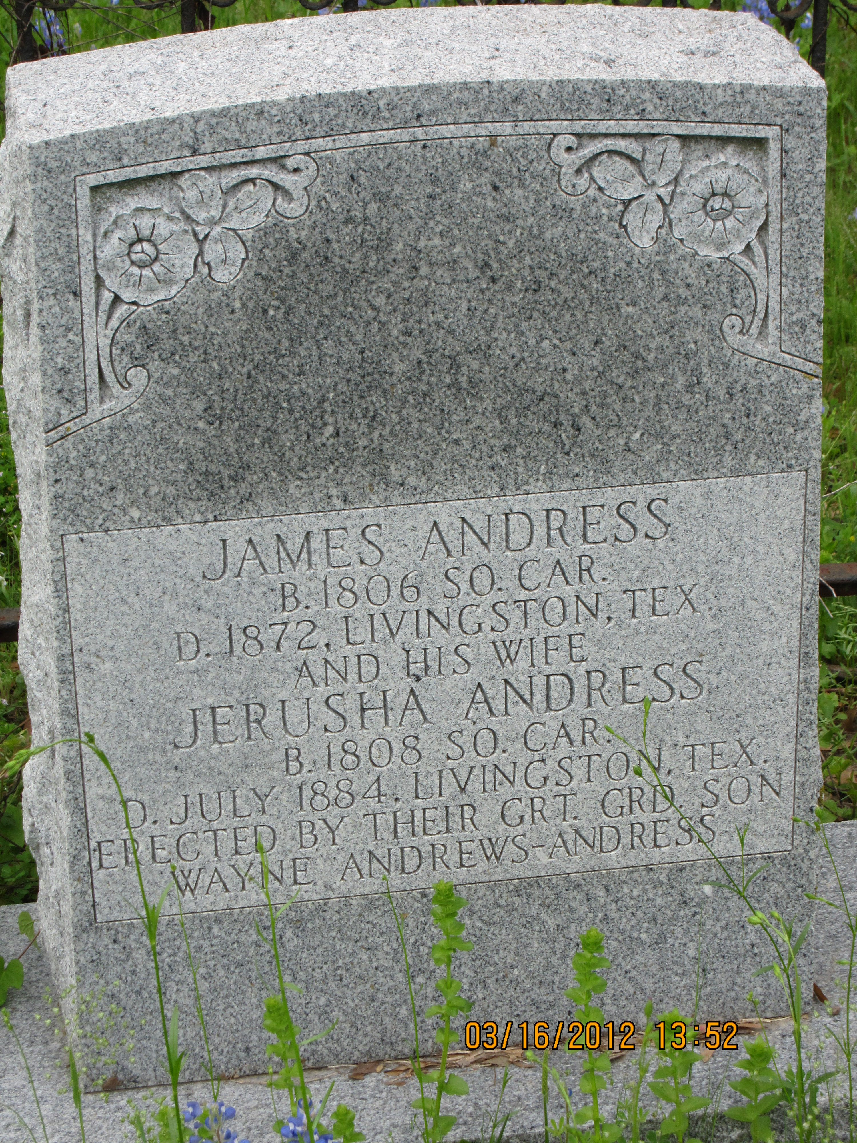 James Andress