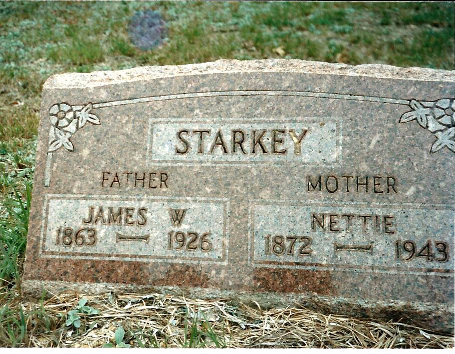 Nettie Starkey