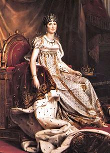 Joséphine Marie Rose Tascher de La Pagerie