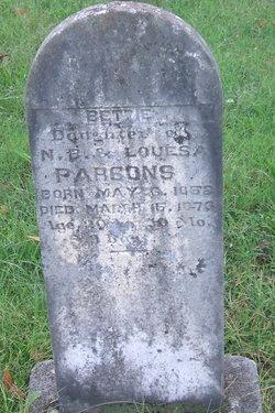 Bettie Parsons