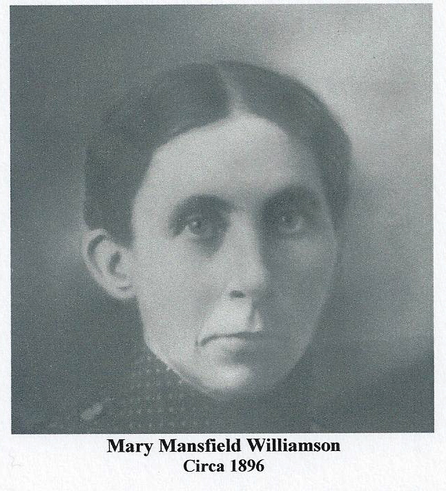 Mary Luretta Mansfield