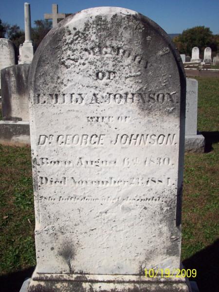Emily A Johnson