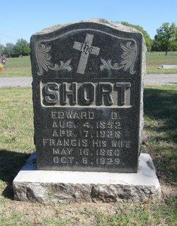 Edward D. Short