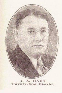 Arthur Adolf Hahn
