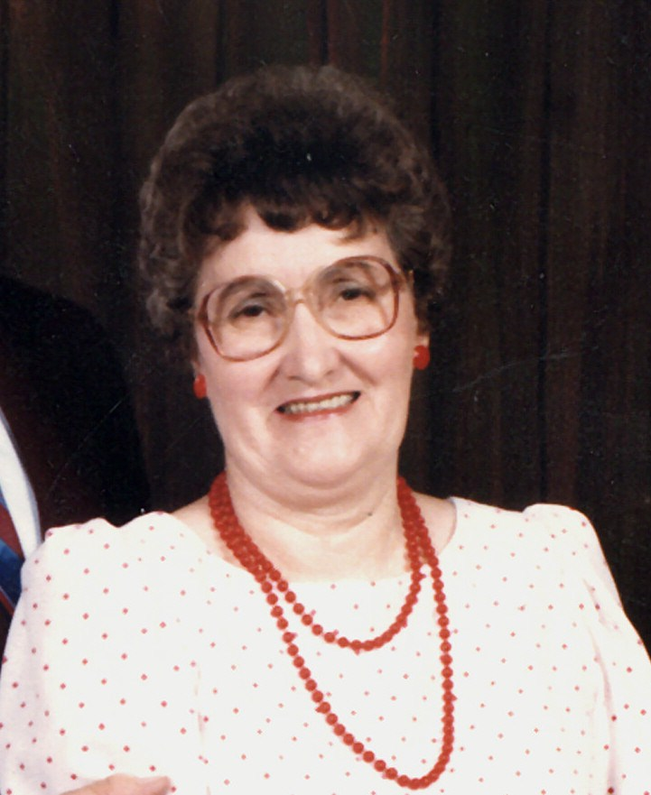 Mildred Edith Patterson