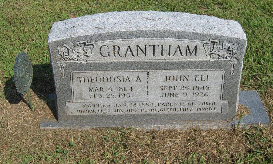 Theodosia A. Jones