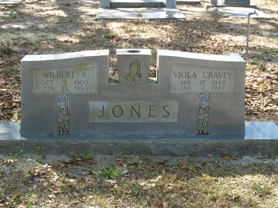 Wilbert Raymond Jones