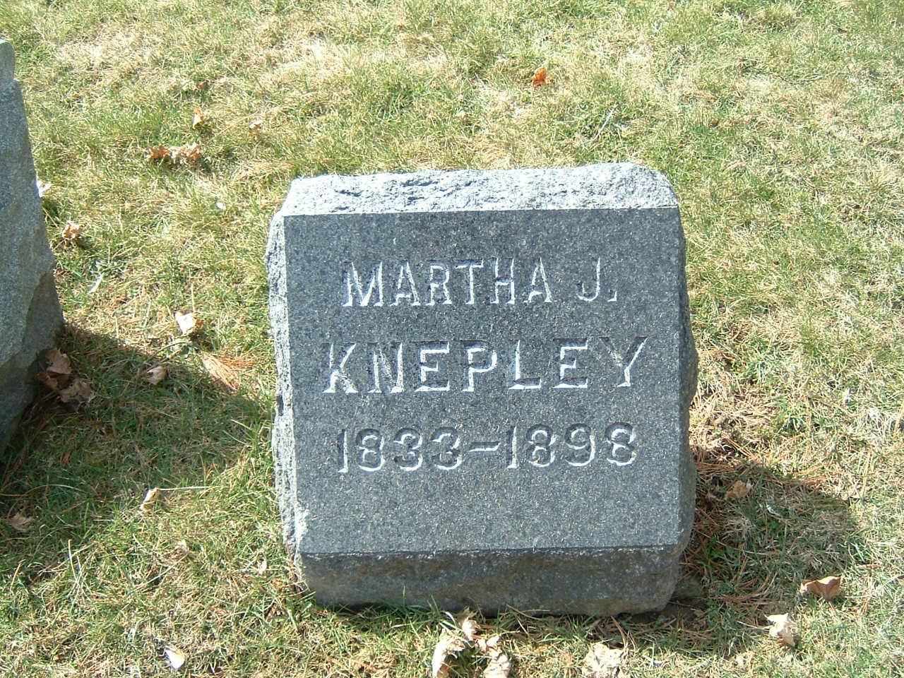 Martha J Moyers
