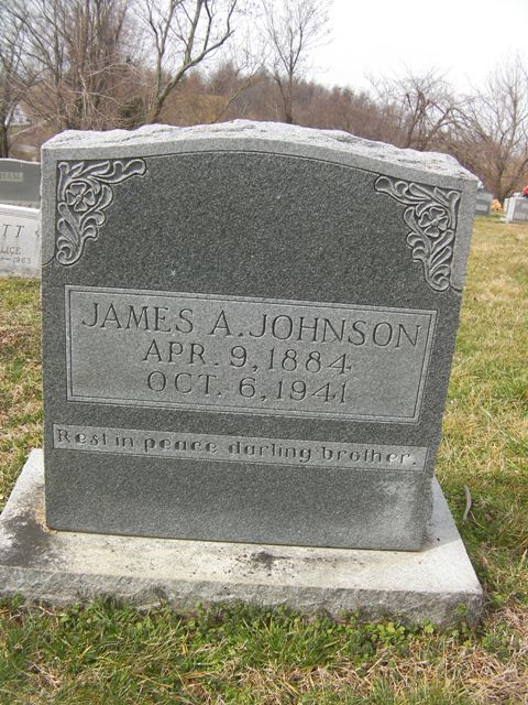 James A. Johnson