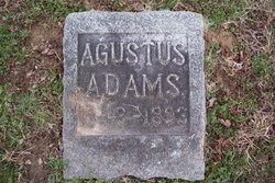 Agustus Sherman Adams
