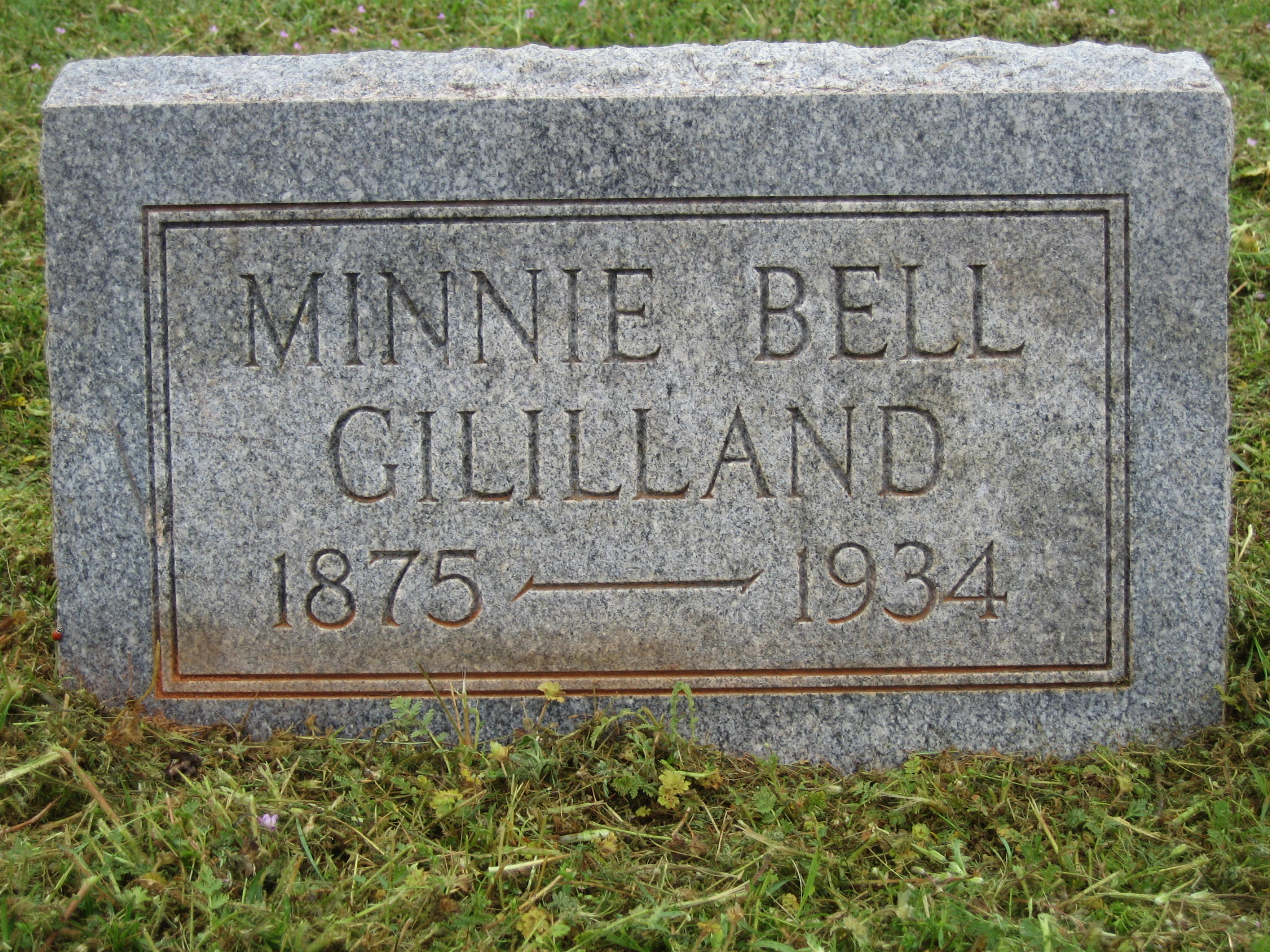 Minnie Bell Williams
