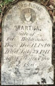 Martha Magdalena Moyer