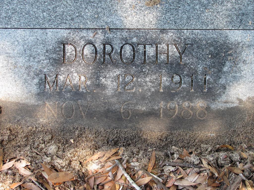 Dorothy Alice Williams