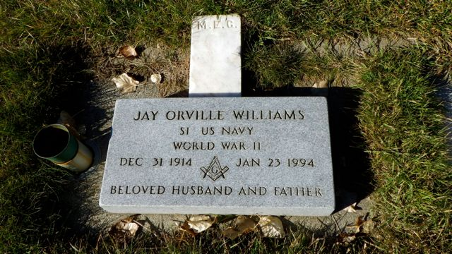 Jay Orville Williams