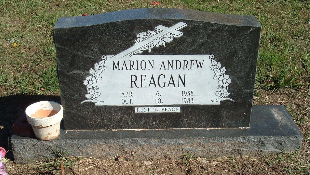 Marion Andrew Reagan