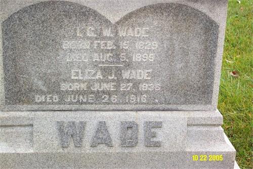 Issac G. Wade