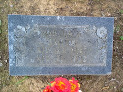 Martha A. Worthington