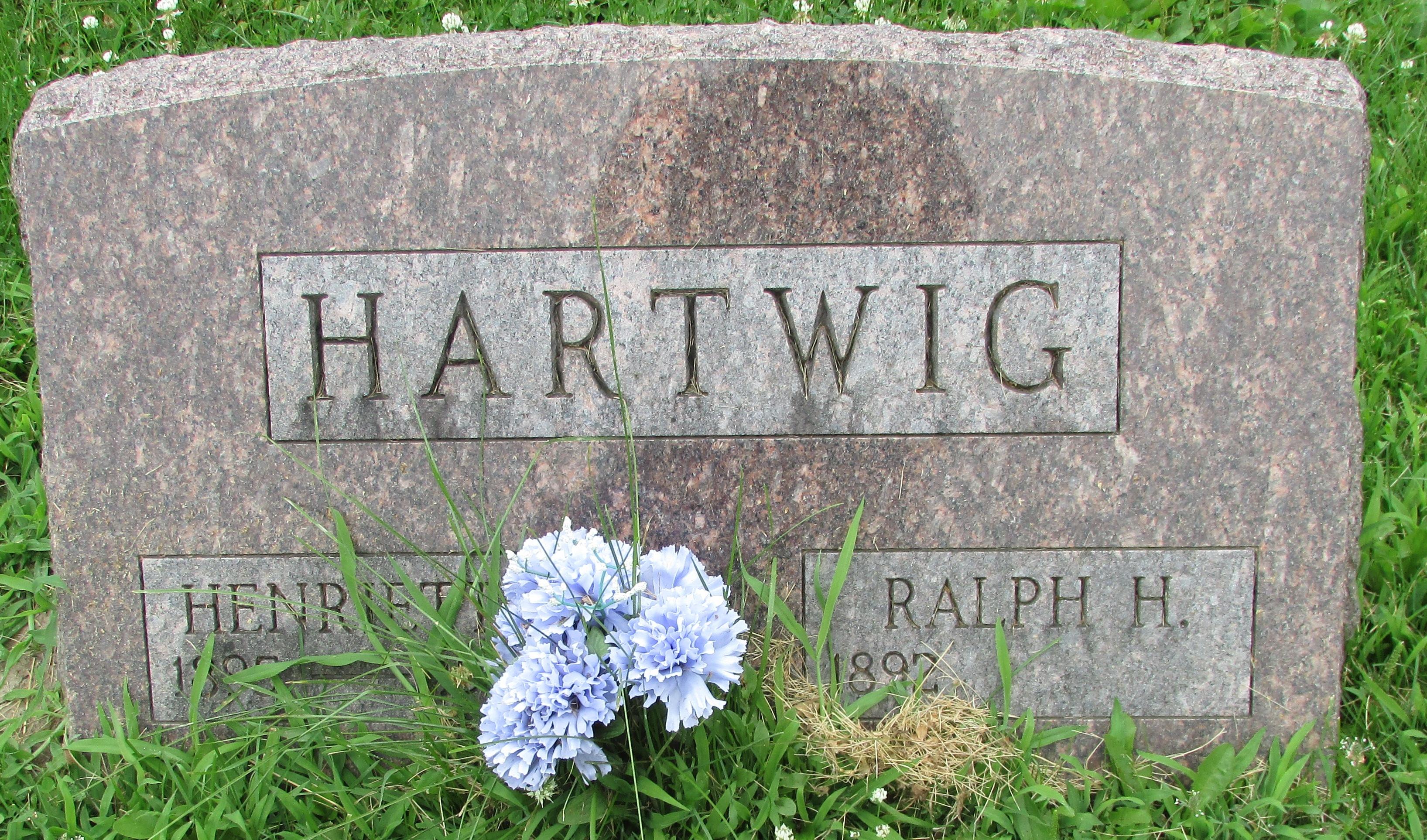 Henrietta Hahn