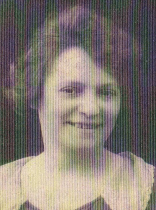 Elizabeth A C R (Lizzie) Williams