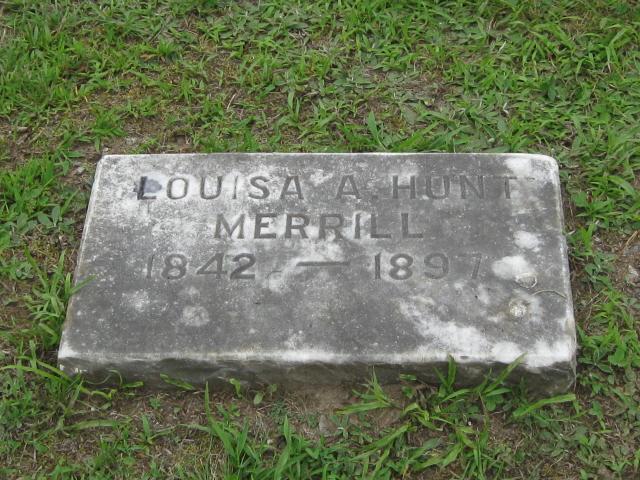 Louisa Hunt