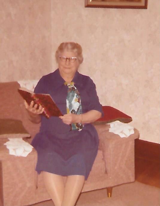 Minnie Bernice Shoemaker