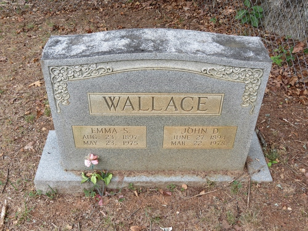 Dewitt Talmadge Wallace