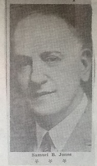 Samuel Bernard Jones