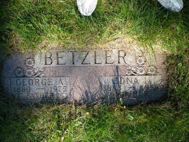 George Allen Betzler