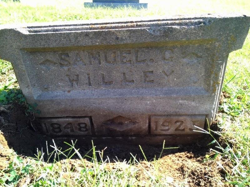 Samuel G. Willey