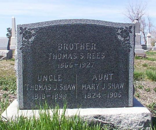 Thomas Shaw